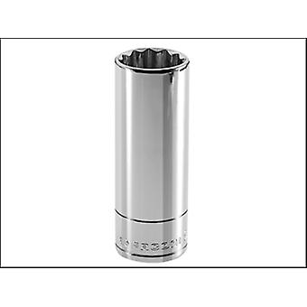 J.8LA DEEP SOCKET 3/8 IN DRIVE 8MM
