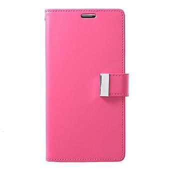 Mercury GOOSPERY Rich Diary till Samsung Galaxy S10+ - Rose