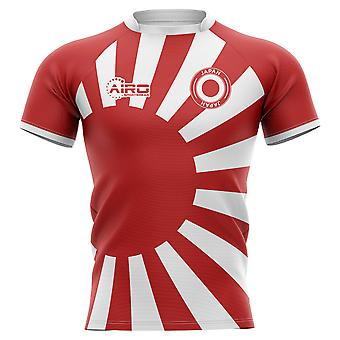 2019-2020 Japan Flag Concept Rugby Shirt