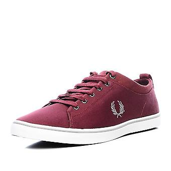 Hallam Twill Canvas formateurs B7483-106 Fred Perry hommes