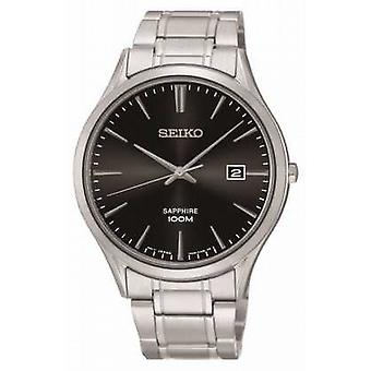 Saphir de Seiko Mens robe SGEG95P1 Watch
