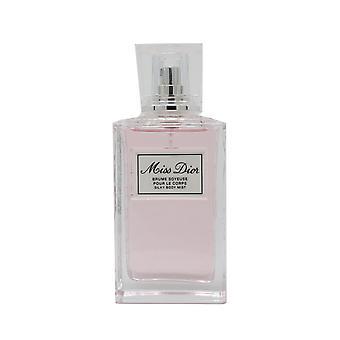 Dior Miss Dior Silky Body Mist 3.4oz/100ml  New Withoutbox