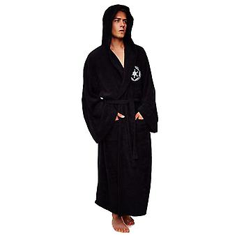 Star Wars Galactic Adult Fleece Dressing Gown with Hood  - ONE SIZE