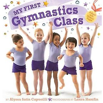 My First Gymnastics Class - A Book with Foldout Pages by Alyssa Satin