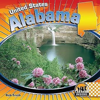 Alabama by Rich Smith - 9781604536362 Book