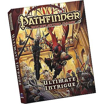 Pathfinder Rollenspiel Ultimate Intrige Pocket Edition Book