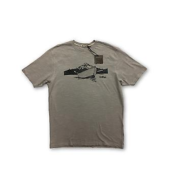 Agave Lux 'Drifter' t-shirt in grey