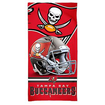 Wincraft NFL Tampa Bay Buccaneers 3D Beach Towel 150x75cm