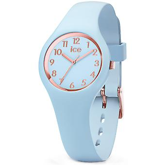 Ice-watch glam Pastel Watch for Child Analog Japanese Quartz With Silicone Bracelet IC015345