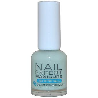 Coty Miss Sporty Nail Expert Manicure for Brittle Nails 8ml Calcium Strength Complex