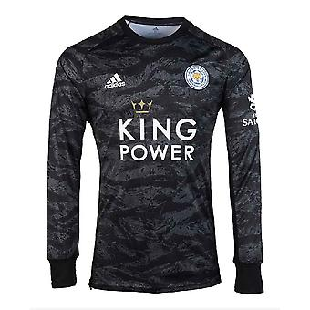 2019-2020 Leicester City Home Goalkeeper Shirt (Kids)