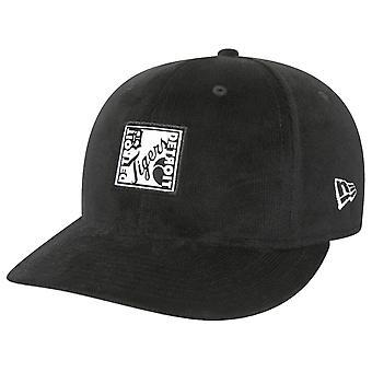 Nowa era 9Pięćdziesiąt SnapBack Cap sznurka-Detroit Tigers czarny