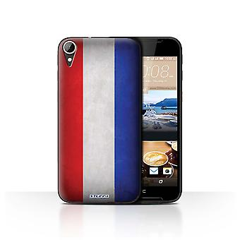 STUFF4 Case/Cover for HTC Desire 830/Netherlands/Flags