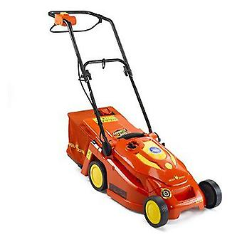 Outils Wolf Electric lawnmowers Push 'Blue Power' 37 cm, 650W, catcher 35 l, Mulching function