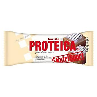 Nutrisport Protein Bar Toffee (Sport , Sticks)