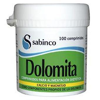 Sabinco Dolomite 100 Comp (Vitamins & supplements , Minerals)