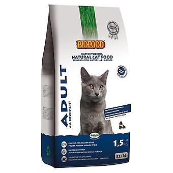 BIOFOOD CAT ADULT ALL-ROUND & FIT 1,5 KG