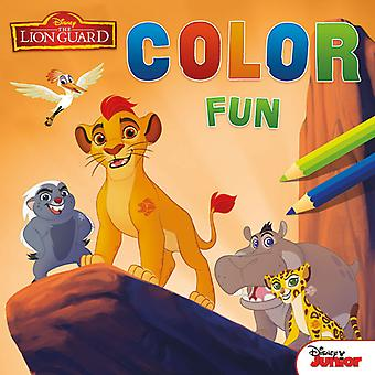 Disney Color Fun The Lion Guard 5,95 Adv