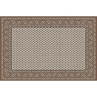Kasbah Beige 12264-477 nuances d'ivoire, beige et brun Rectangle Tapis Tapis traditionnel