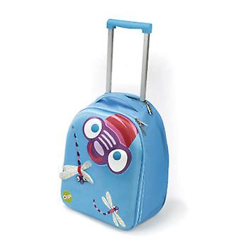 Oops 3D Trolley 36 Cm Dragonfly (Toys , School Zone , Backpacks)