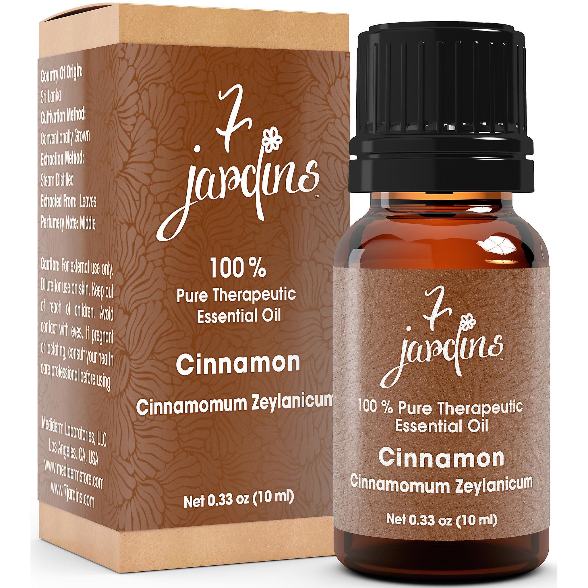 Zimt ätherisches Öl - Cinnamomum Zeylanicum - 100 % reine Hilfe Depression