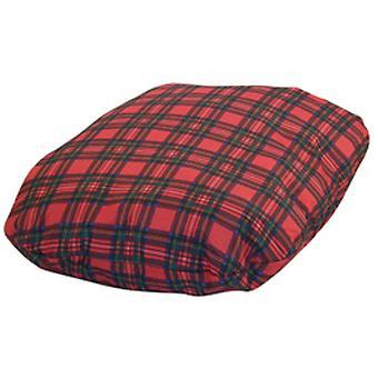 Royal Stewart Tartan Fibre Bed Cover Size 1 48x63cm