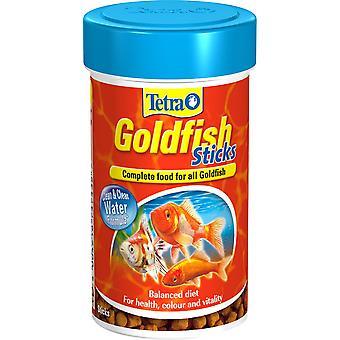 Tetra Goldfish palos 34g (paquete de 6)