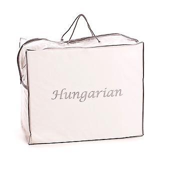 Hongaarse ganzendons dekbed