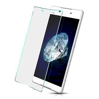 100% ægte hærdet glas Film skærm protektor for Sony Xperia Z5