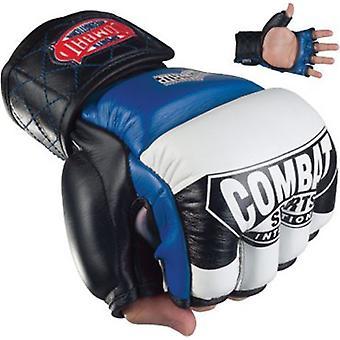 Combat Sports MMA amatør konkurrence handsker - blå