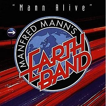 Manfred Mann jorden Band - Mann Alive [Vinyl] USA import