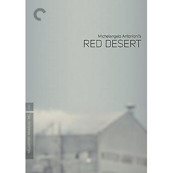Import USA Czerwona pustynia [DVD]