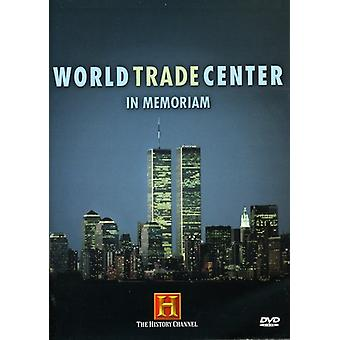 World Trade Center in Memoriam [DVD] USA import