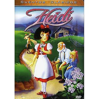 Heidi [DVD] USA importerer