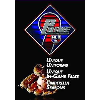 Prime 9: Unikke Uniformer / unikke in-Game Feats [DVD] USA import