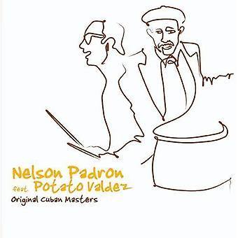 Nelson Padron - Original Cubaanse Masters [CD] USA importeren