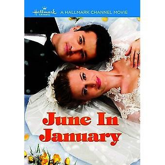 Juni i januar [DVD] USA Importer