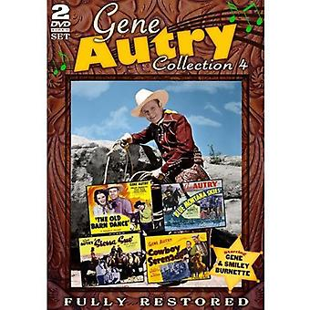 Gene Autry - Gene Autry: Movie Collection 4 [DVD] USA import