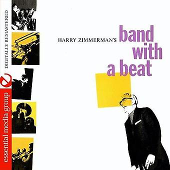 Harry Zimmerman - Band with a Beat [CD] USA import