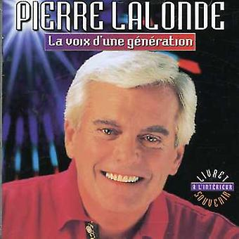 Pierre Lalonde - 21 Succes Souvenirs [CD] USA import