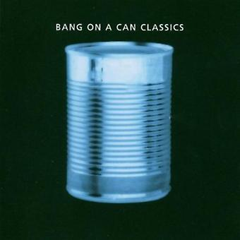 Bang på en kan - Bang på en kan Classics [CD] USA import