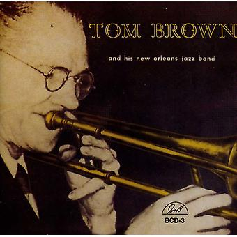 Tom Brown & hans New Orleans Ja - Tom Brown & hans New Orleans Ja [CD] USA importerer