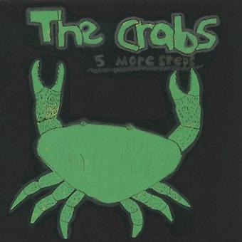 Krabber - 5 mere trin [CD] USA importerer