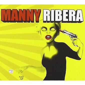 Manny Ribera - Manny Ribera [CD] USA importerer
