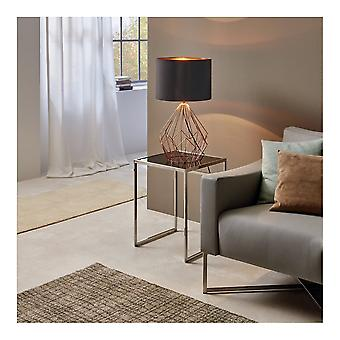 Eglo PEDREGAL Modern Copper Table Lamp