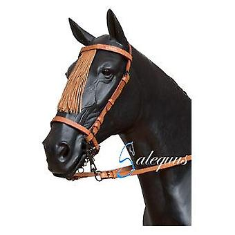 Galequus Cowgirl Mini-Pony Bridle Avellana (Horses , Pony world , Bridles and reins)