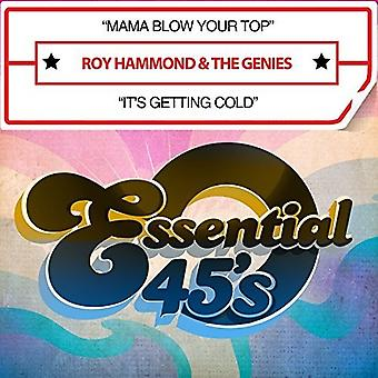 Roy Hammond & geni - Mama Blow Your Top / è importazione USA sempre freddo [CD]