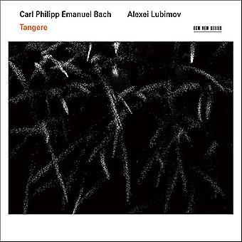 Alexei Lubimov - Carl Philipp Emanuel Bach Tangere [CD] USA import