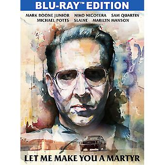 Laat Me Make You een martelaar [Blu-ray] USA import