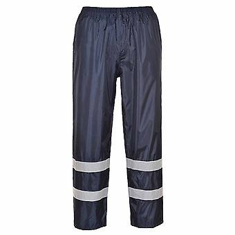 Portwest - Classic Iona Reflective Workwear Rain Trousers